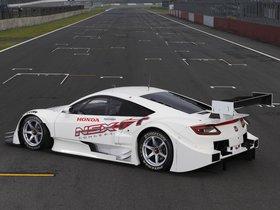 Ver foto 3 de Honda NSX GT Concept 2013
