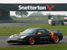 Ver foto 3 de Honda NSX John Danby Racing 2009