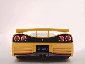 Ver foto 3 de Honda NSX Veilside 2002
