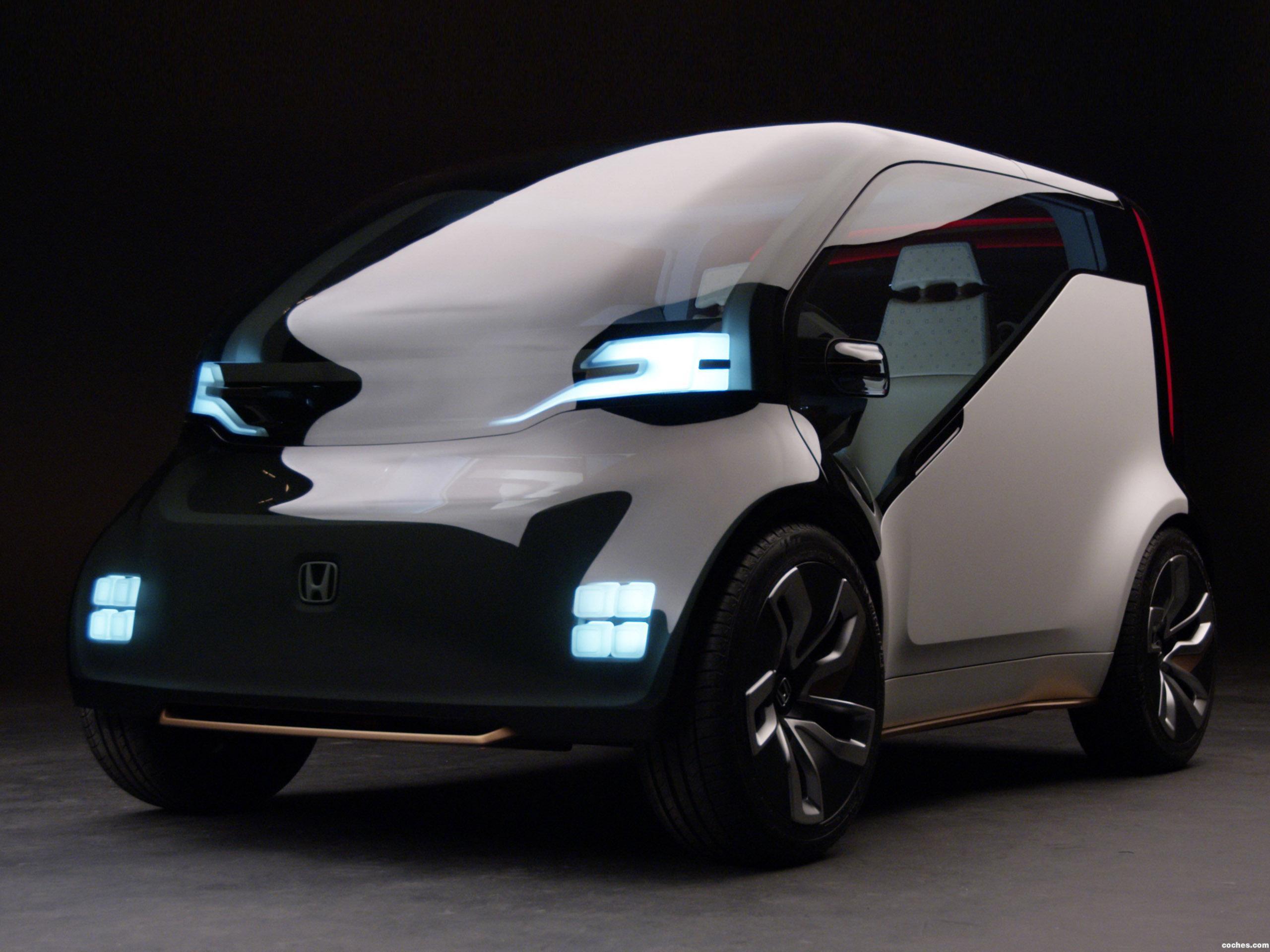 Foto 0 de Honda Neuv Concept 2017