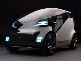 Ver foto 1 de Honda Neuv Concept 2017