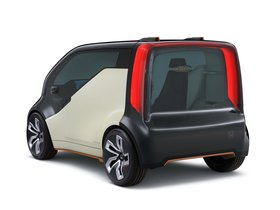 Ver foto 9 de Honda Neuv Concept 2017