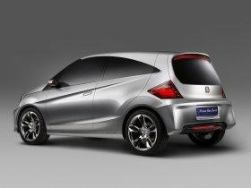 Ver foto 3 de Honda New Small Concept 2010