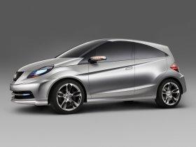 Ver foto 2 de Honda New Small Concept 2010