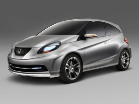 Fotos de Honda New Small Concept 2010