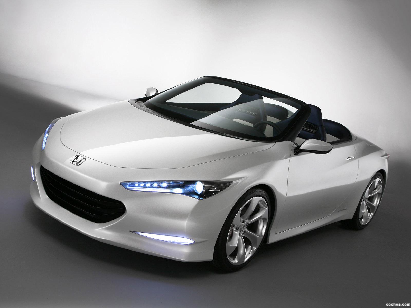 Foto 0 de Honda OSM Concept 2008
