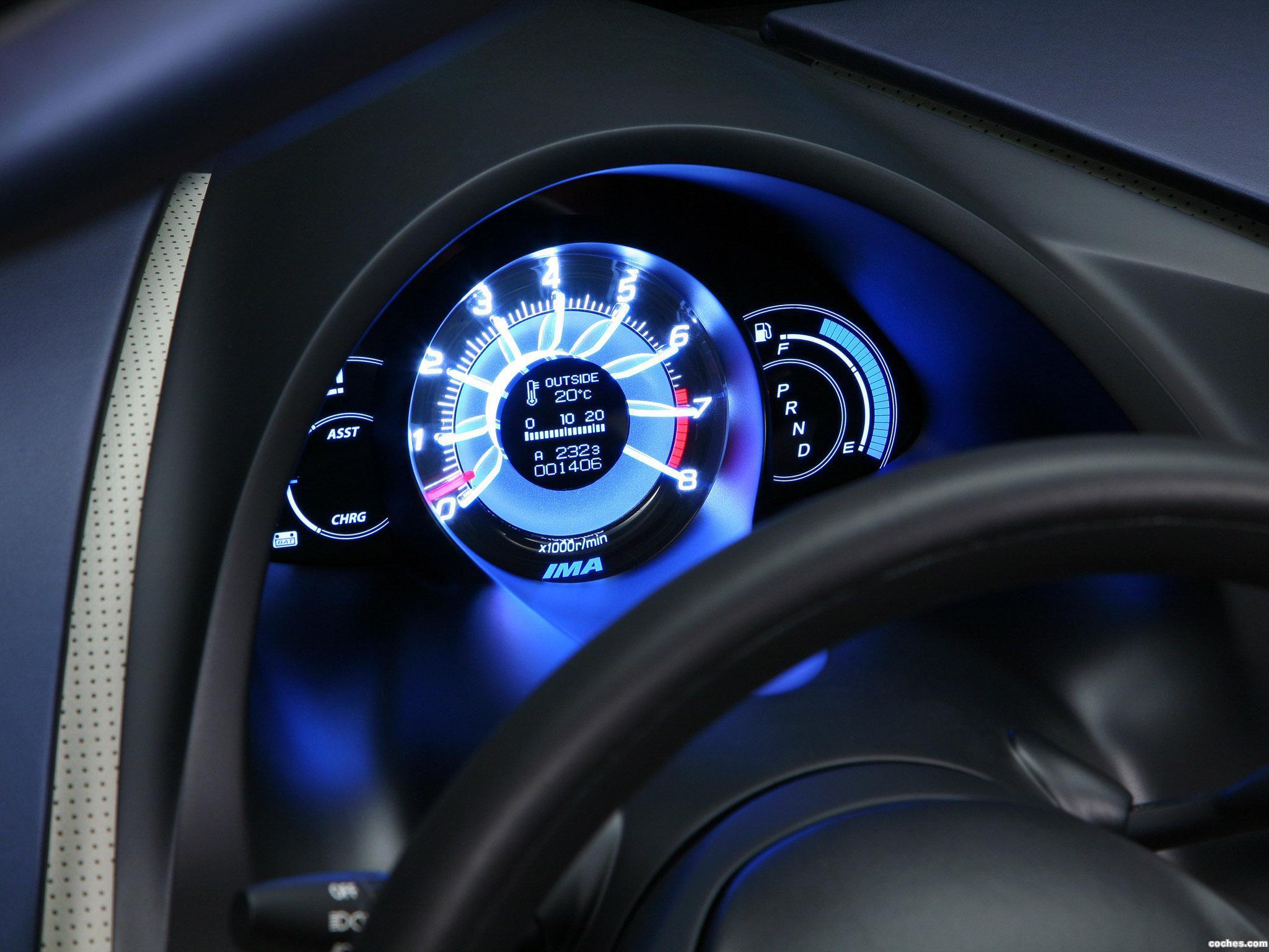 Foto 5 de Honda OSM Concept 2008