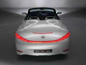 Ver foto 2 de Honda OSM Concept 2008