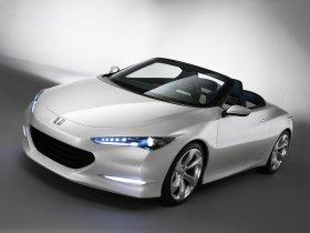 Ver foto 1 de Honda OSM Concept 2008