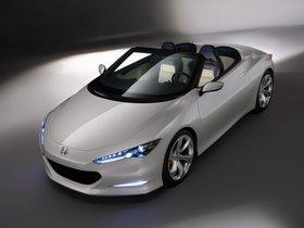 Ver foto 5 de Honda OSM Concept 2008