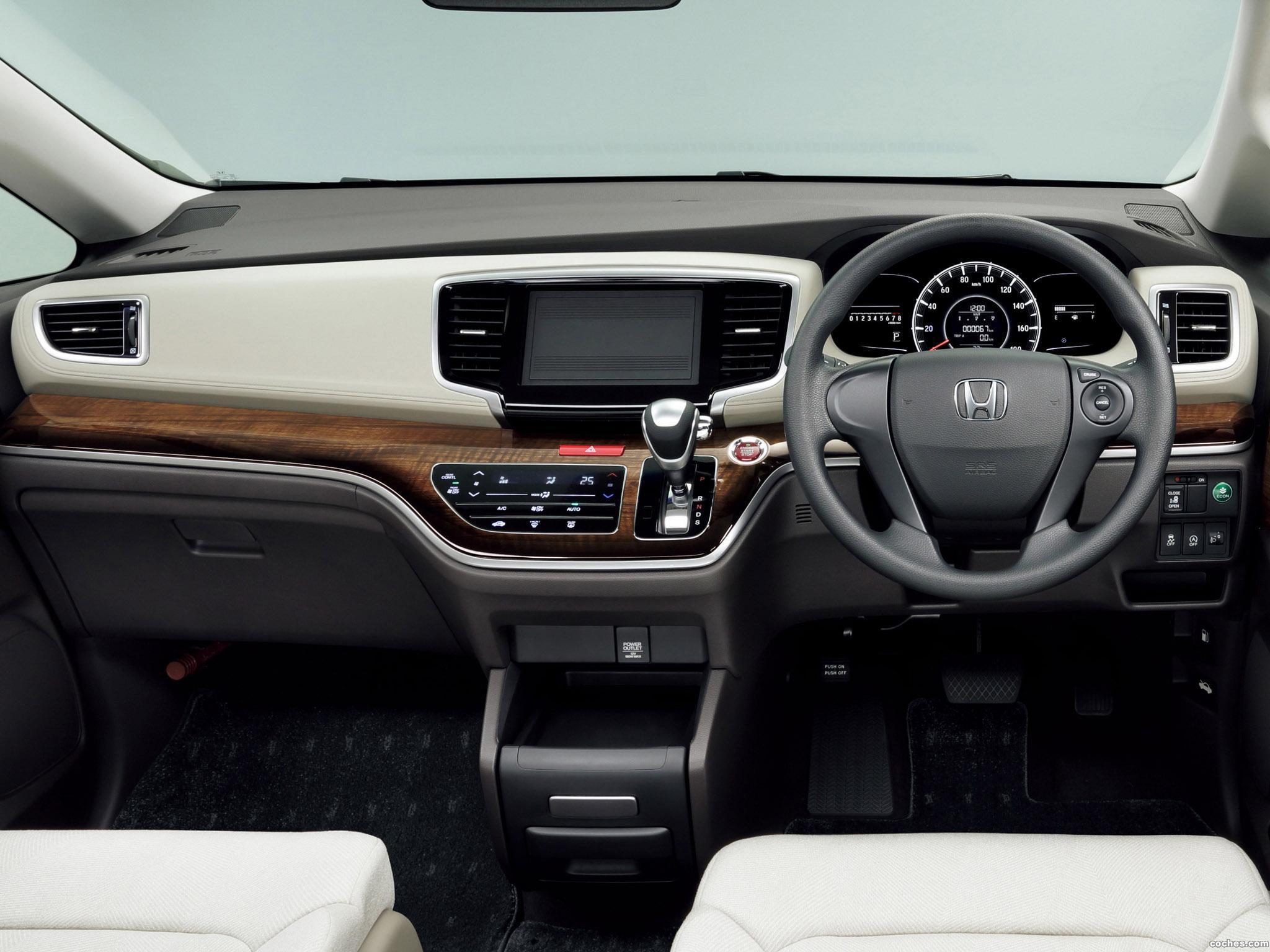 Foto 3 de Honda Odyssey 2013