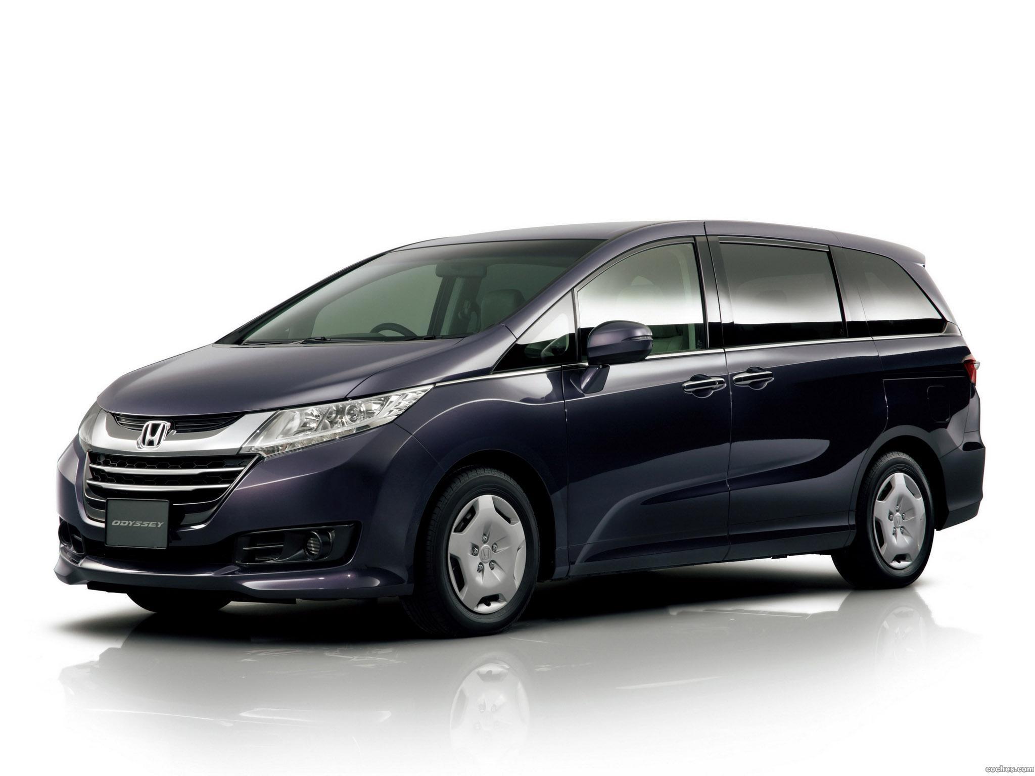 Foto 1 de Honda Odyssey 2013