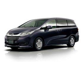 Ver foto 2 de Honda Odyssey 2013