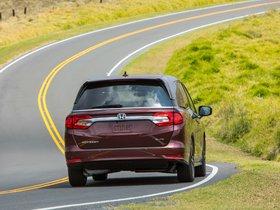 Ver foto 28 de Honda Odyssey  2017
