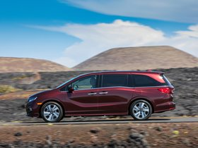 Ver foto 27 de Honda Odyssey  2017