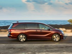Ver foto 22 de Honda Odyssey  2017