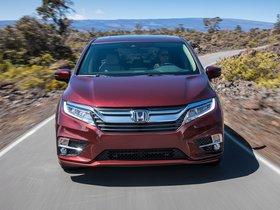 Ver foto 21 de Honda Odyssey  2017