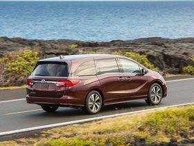 Ver foto 20 de Honda Odyssey  2017