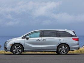 Ver foto 19 de Honda Odyssey  2017