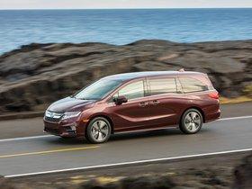Ver foto 16 de Honda Odyssey  2017