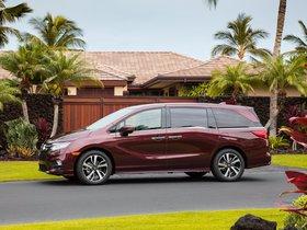 Ver foto 15 de Honda Odyssey  2017