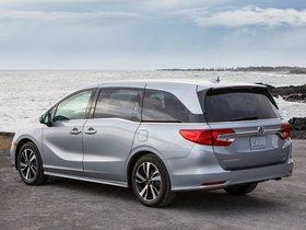 Ver foto 14 de Honda Odyssey  2017