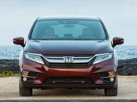 Ver foto 12 de Honda Odyssey  2017