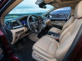 Ver foto 37 de Honda Odyssey  2017