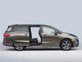 Ver foto 8 de Honda Odyssey  2017