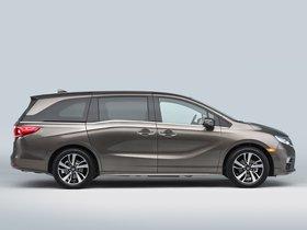 Ver foto 7 de Honda Odyssey  2017