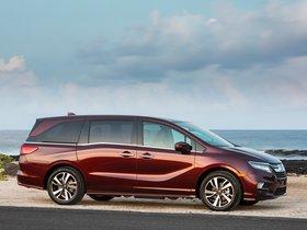 Ver foto 4 de Honda Odyssey  2017
