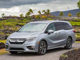 Ver foto 3 de Honda Odyssey  2017