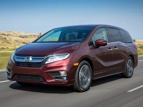Ver foto 2 de Honda Odyssey  2017