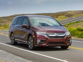 Fotos de Honda Odyssey  2017