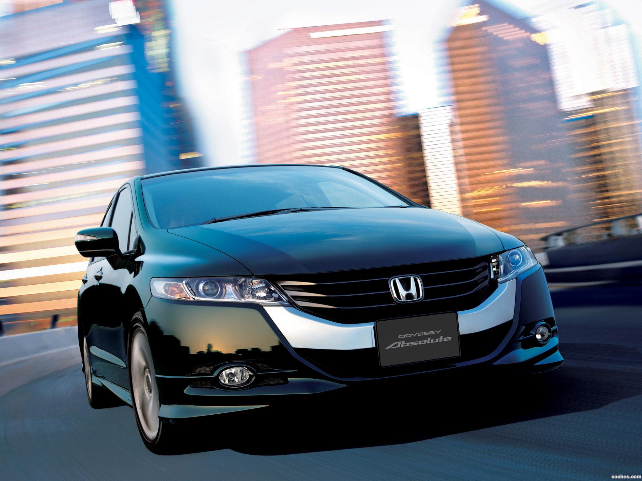Foto 0 de Honda Odyssey Absolute 2008