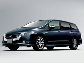 Ver foto 2 de Honda Odyssey Absolute 2008