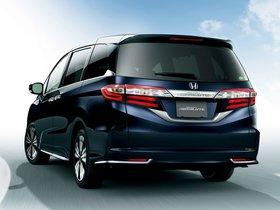 Ver foto 6 de Honda Odyssey Absolute 2013