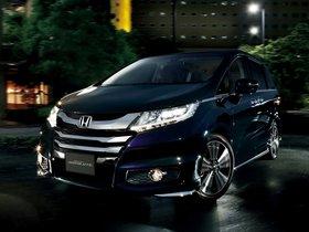Ver foto 5 de Honda Odyssey Absolute 2013