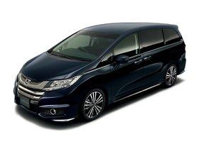 Ver foto 2 de Honda Odyssey Absolute 2013