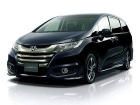 Fotos de Honda Odyssey Absolute 2013