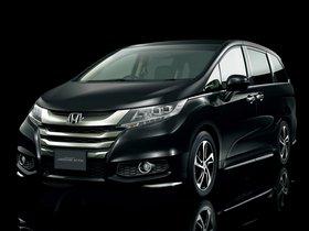 Ver foto 9 de Honda Odyssey Absolute 2013