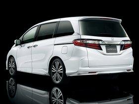 Ver foto 8 de Honda Odyssey Absolute 2013