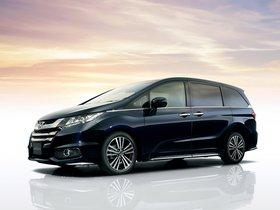 Ver foto 7 de Honda Odyssey Absolute 2013
