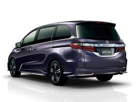 Ver foto 2 de Honda Odyssey Absolute Hybrid 2016