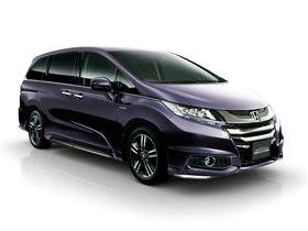 Ver foto 1 de Honda Odyssey Absolute Hybrid 2016