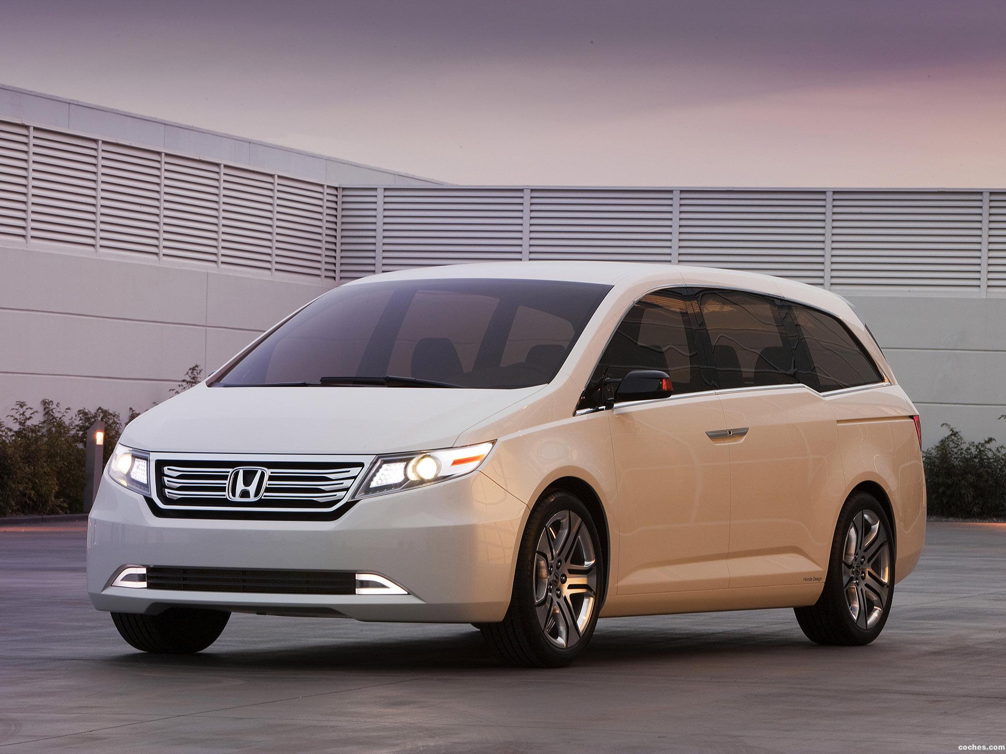 Foto 6 de Honda Odyssey Concept 2010