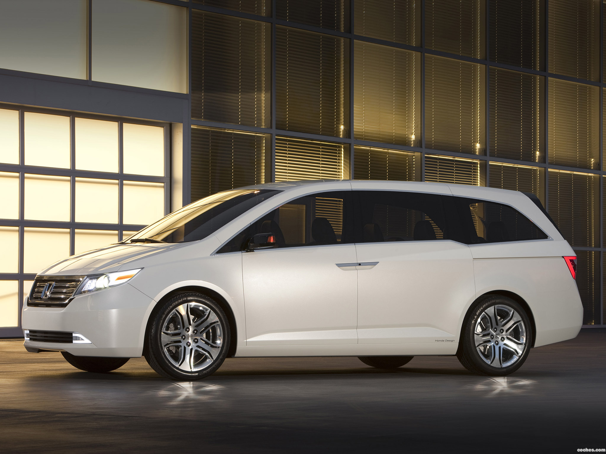 Foto 5 de Honda Odyssey Concept 2010