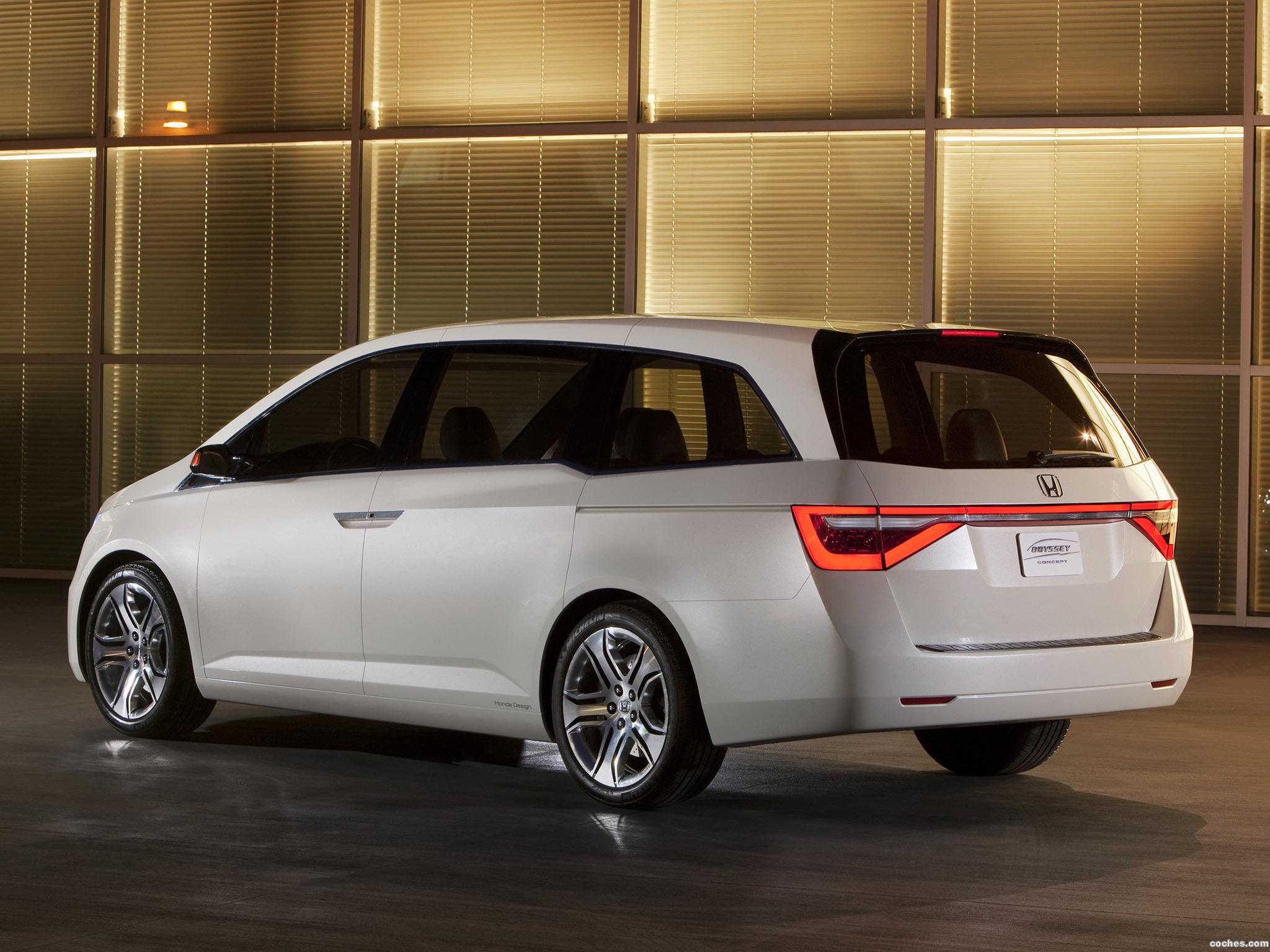 Foto 4 de Honda Odyssey Concept 2010