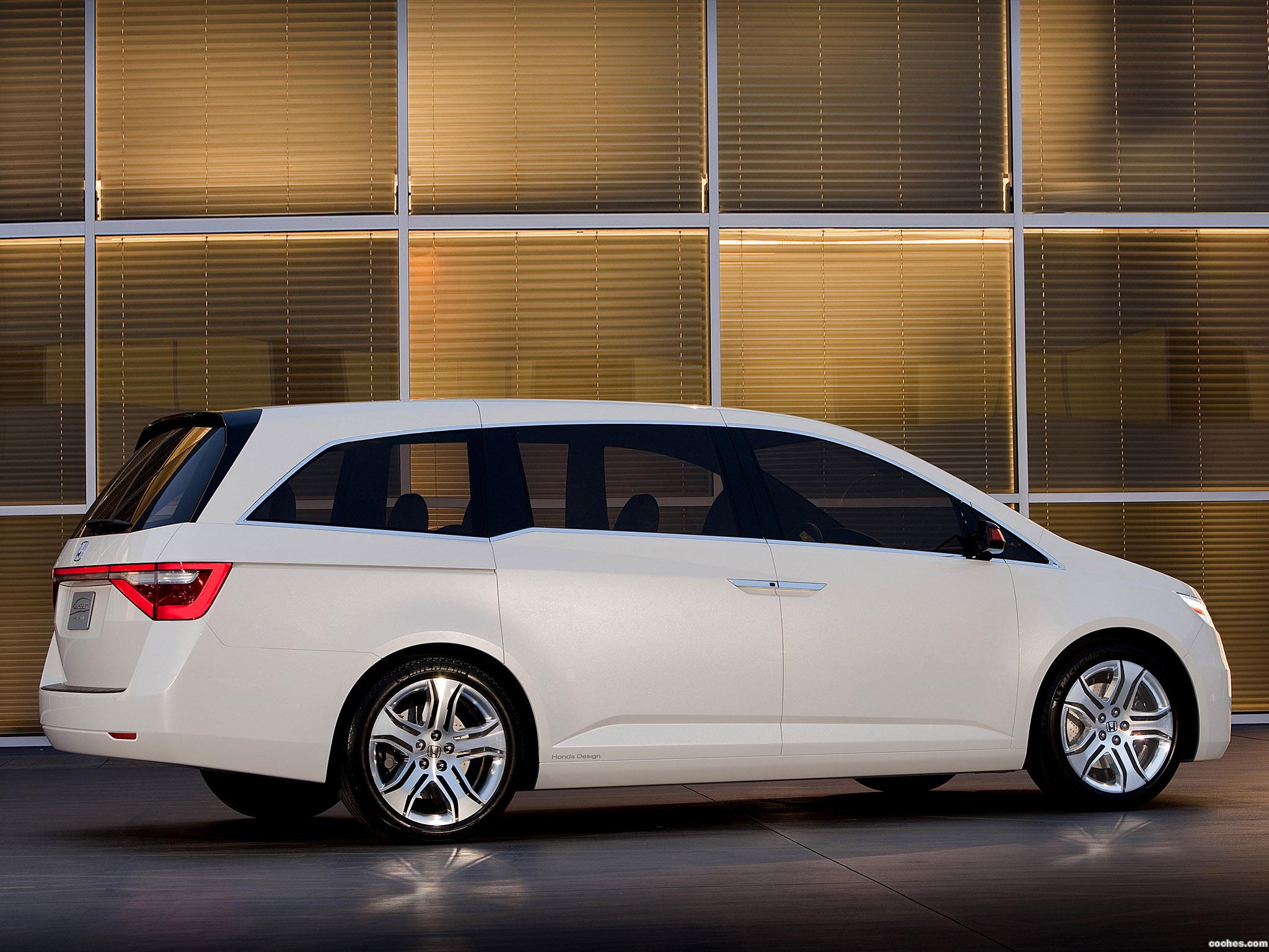 Foto 2 de Honda Odyssey Concept 2010