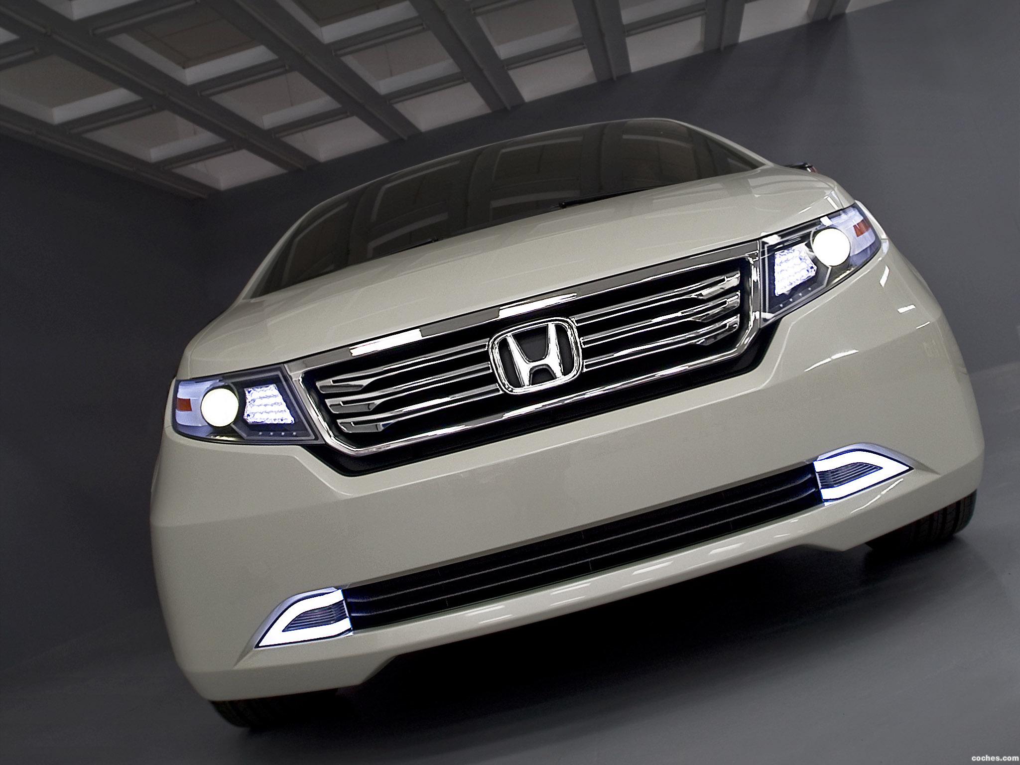 Foto 1 de Honda Odyssey Concept 2010